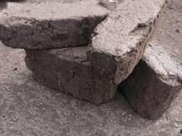 High-calorific Peat briquette - фото 4