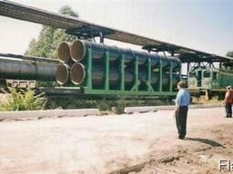 Контейнеры для перевозки леса и труб