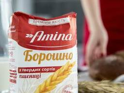 Мука и крупка из твердых сортов пшеницы / Durum wheat flour