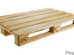 Pallets EUR, EPAL, 1000*1200IPPC, your size - photo 3