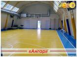 Ангары под разные виды спорта: спортивный зал, каток, площад - фото 1