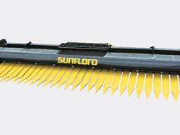 Безрядковая жатка для уборки подсолнечника Sunfloro Shaft 6м, 7,4м, 9,2м