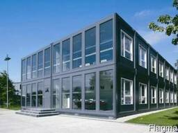 Быстромонтируемые здания, склады, , цеха, ангары - фото 3