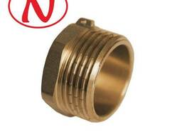 Brass Cap for seal 1/2 M / HS