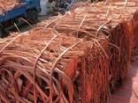 Copper scrap , cable scrap , aluminium scrap - фото 2