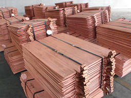 Copper sheets and strips