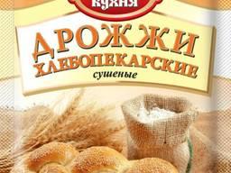 Drojdie / Dry baker's yeast / Дрожжи сухие хлебопекарные