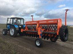 Grain seeder SZF-4000 Favorit UA сеялка зерновая
