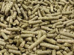 Гранулированная люцерна 8мм (травяная мука) экспорт - photo 4