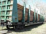 Контейнеры для перевозки леса и труб - фото 4