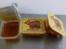 Мёд фасованный по 20-25гр. - фото 4