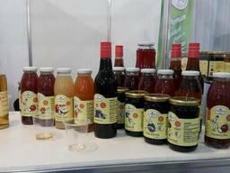 Натуральные соки, морсы, сиропы и другие напитки. - фото 5