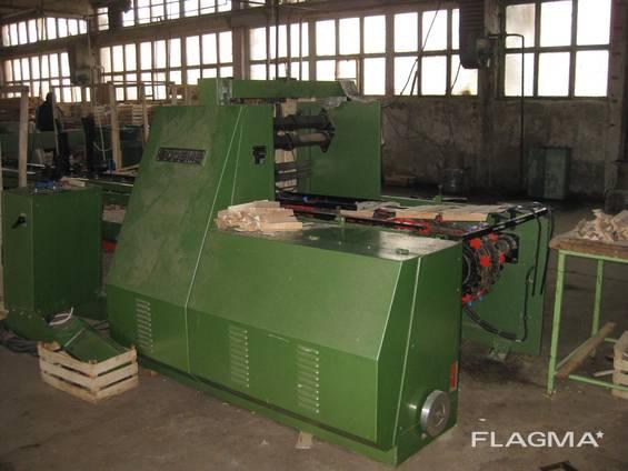 Оборудование сorali, для производства деревянного евро ящика,