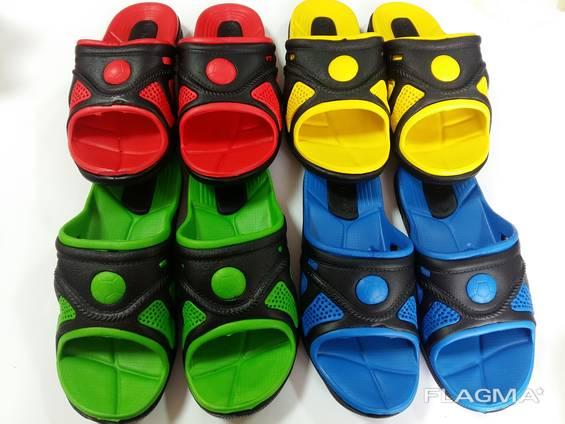 Обувь оптом из ЕВА и ПВХ