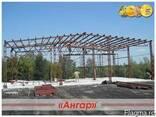 Изготовление прямостенных металлических зданий - фото 1