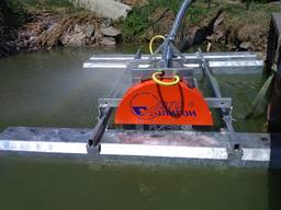 Water-intake self-cleaning floating filter DN-250 - photo 3