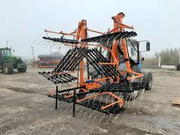 Spring harrow Klepper-12 Favorit