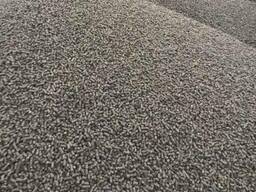 Sunflower husk pellets