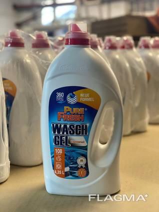 Washing gel Pure fresh